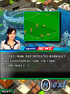 RFM20103 Imagens de Real Football Manager 2010