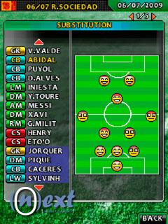 RFM20105 Imagens de Real Football Manager 2010