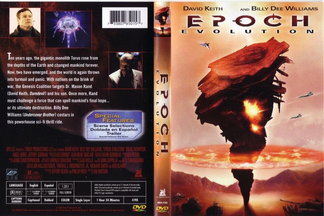 Végzetes erő 2: A visszatérés - Epoch: Evolution 2003