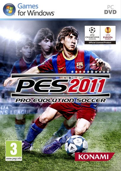 Pro Evolution Soccer 2011 (2010) RELOADED