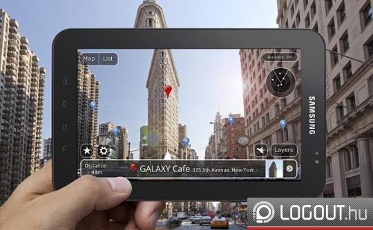 Samsung Galaxy Tab (P1000)