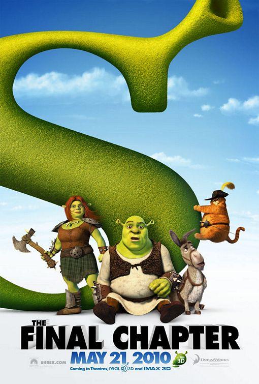 Shrek Ostatni Rozdział / Shrek Forever After (2010) DVDRip XviD-NeDiVx [2Serwery][2Linki]