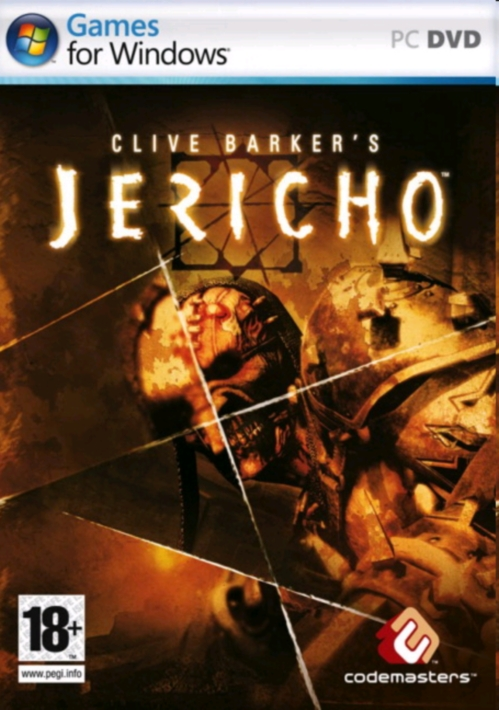 Clive Barker's Jericho [Eng/PC] By R.E.G
