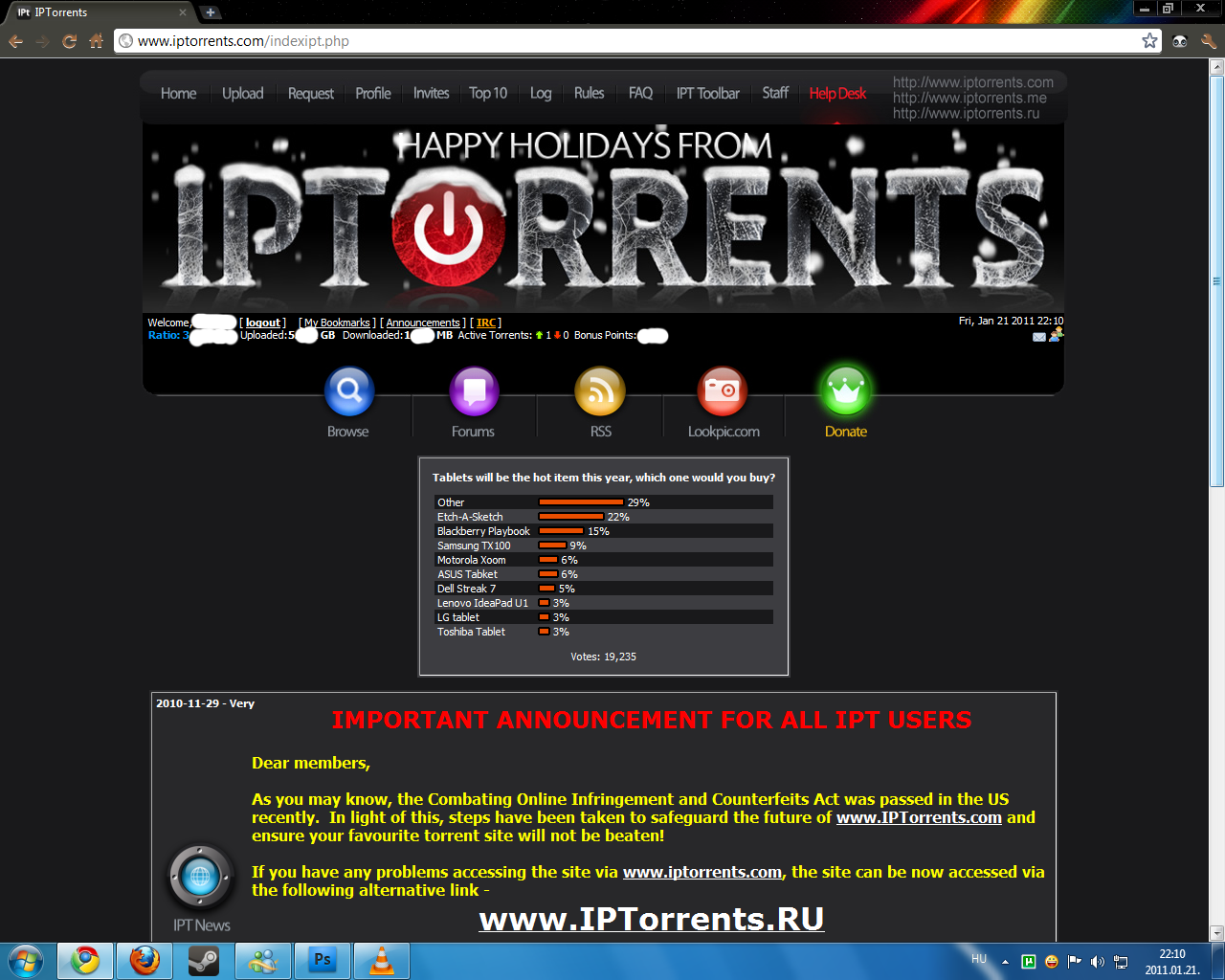 1x nCore, 1x TvStore, 1x majomparade - Torrent Invites - Get your