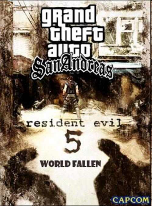 Grand Theft Auto San Andreas - Resident Evil 5 World Fallen (2011) Multi-2