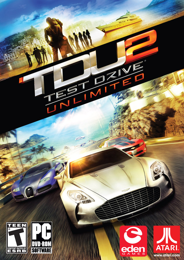 Test Drive Unlimited 2 + Crack