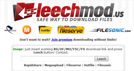 LeechMod