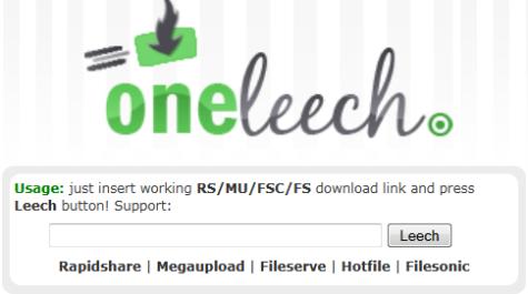 OneLeech