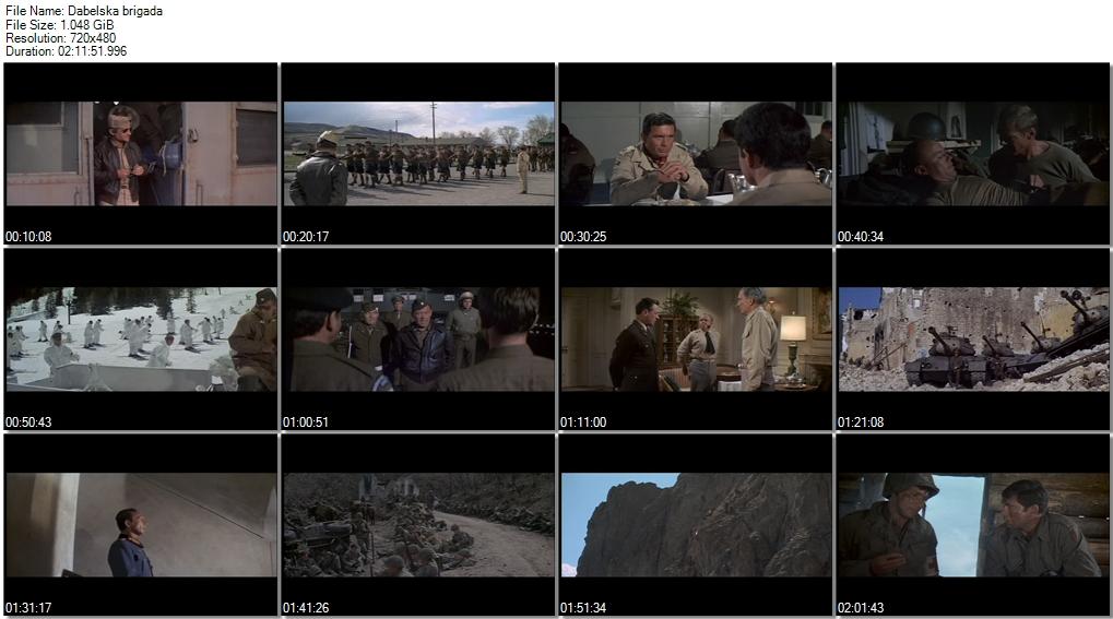 Re: Ďábelská brigáda / The Devil's Brigade (1968)