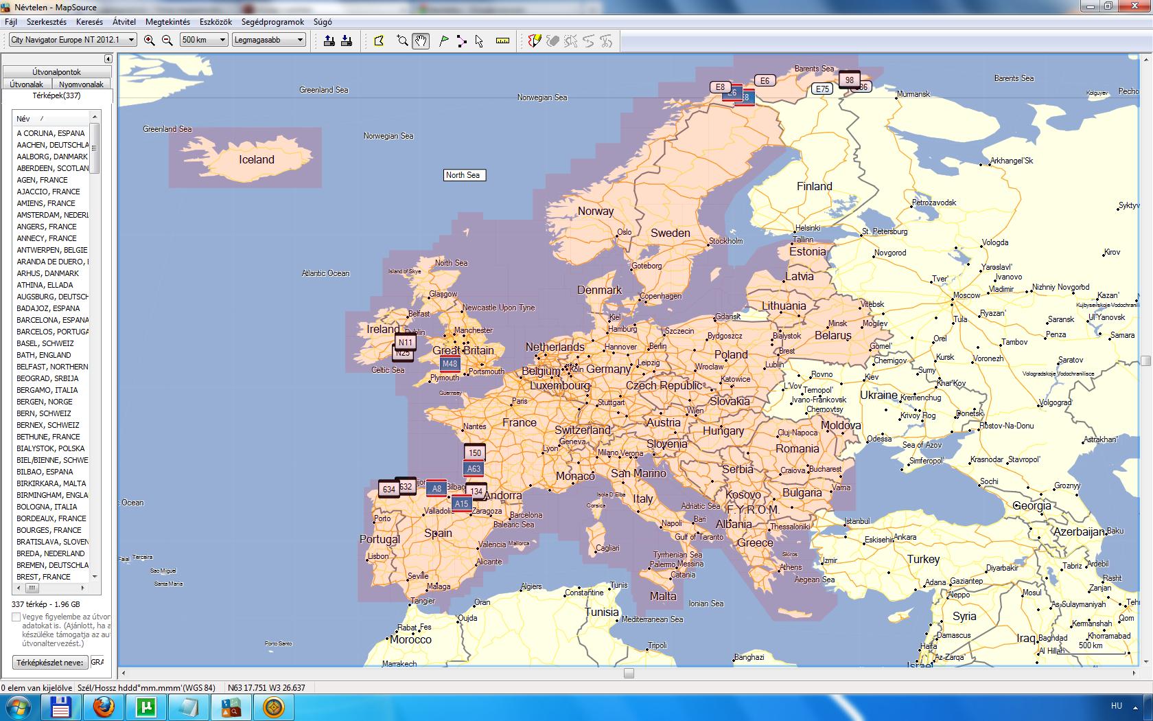 magyarország térkép nokiára Garmin térképek   168. oldal   Nokiaprogramok magyarország térkép nokiára
