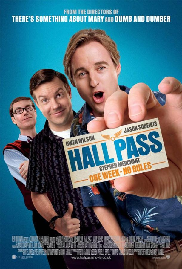 Hall Pass DVDR-TWiZTED + FiX