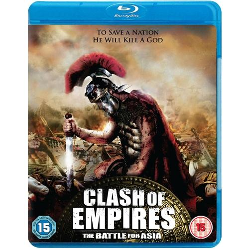 Clash Of Empires Battle For Asia 2011 720p BluRay x264-METH