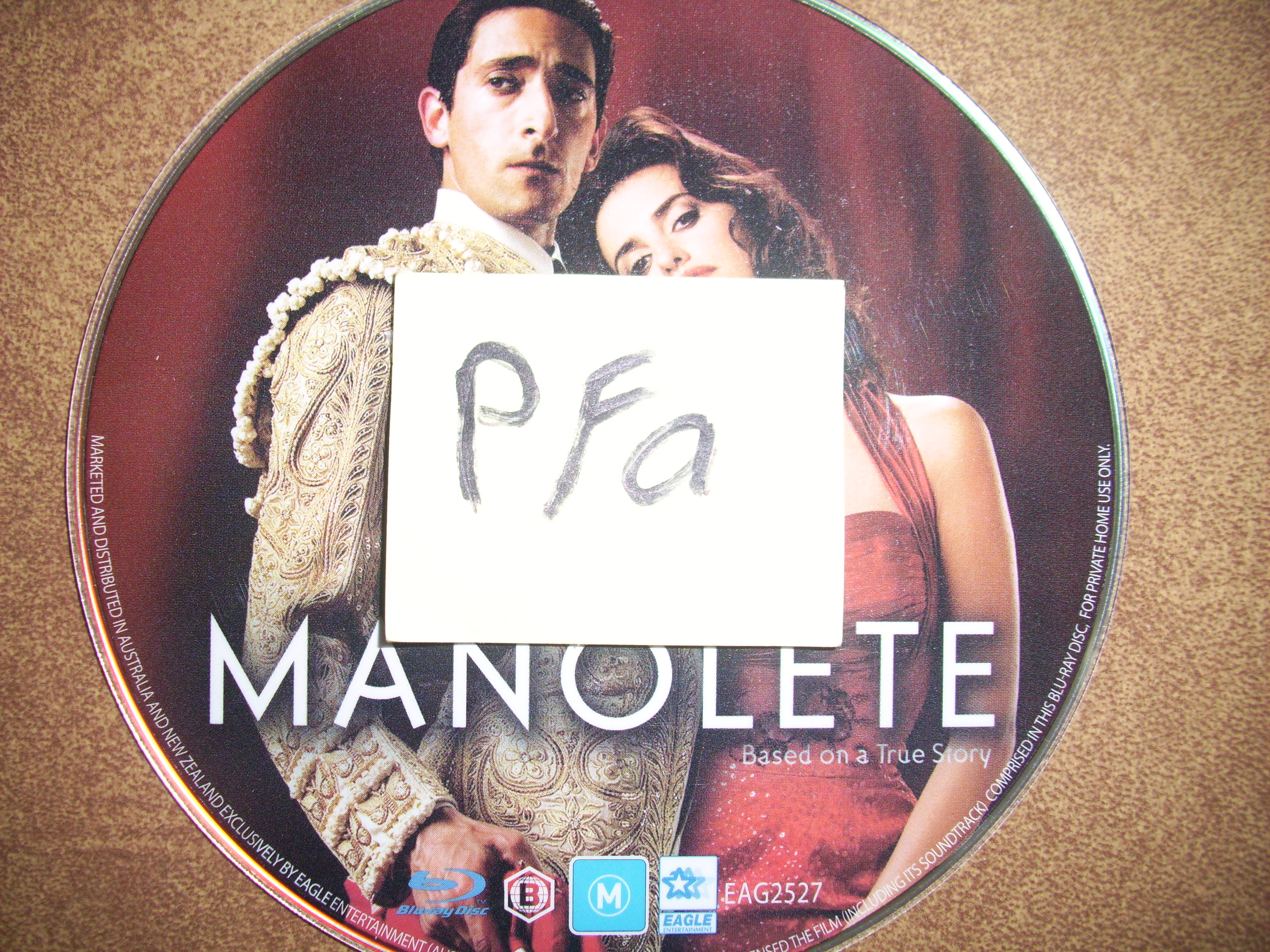 Manolete 2008 720p BluRay x264-PFa