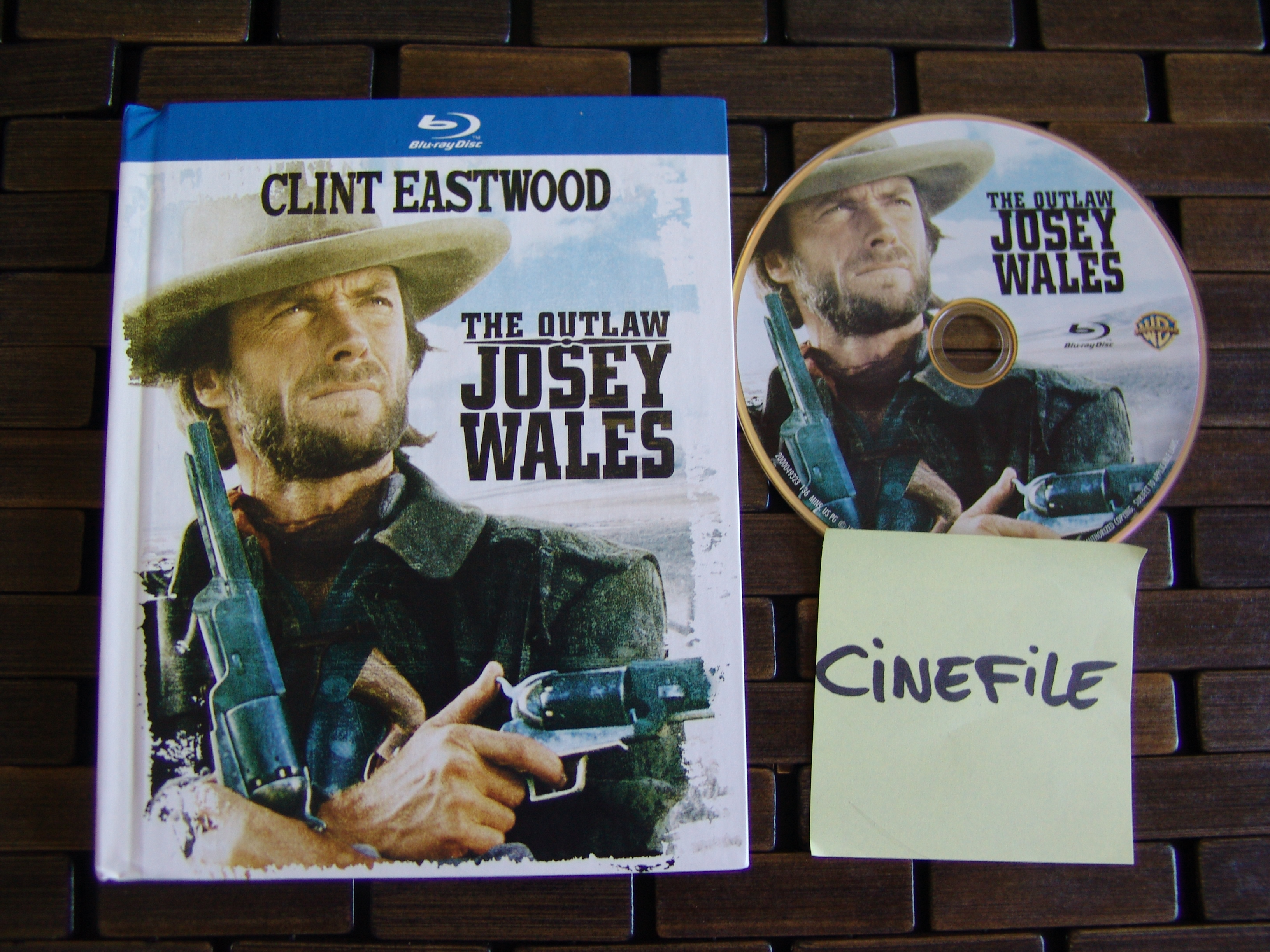 The Outlaw Josey Wales 1976 1080p BluRay x264-CiNEFiLE