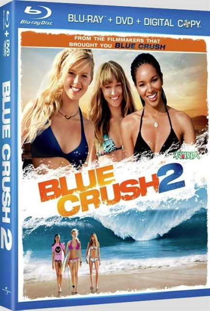 Blue Crush 2 2011 BDRip HQ Hive-CM8