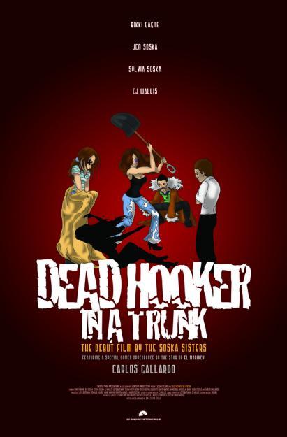Dead Hooker In A Trunk 2009 DVDRiP XViD-TASTE
