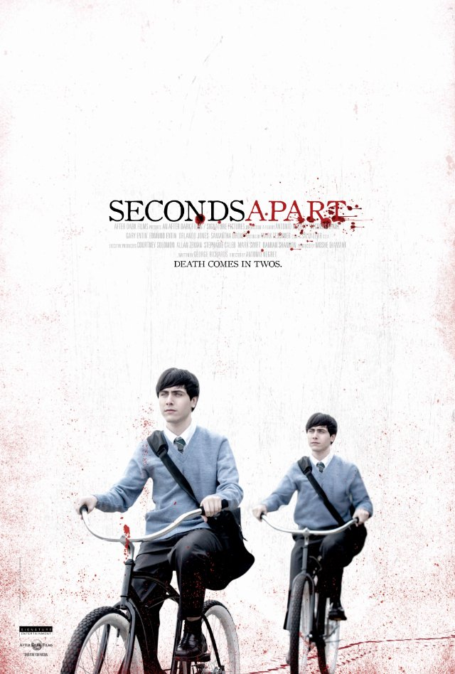 Seconds Apart 2011 COMPLETE PAL DVDR-KiK