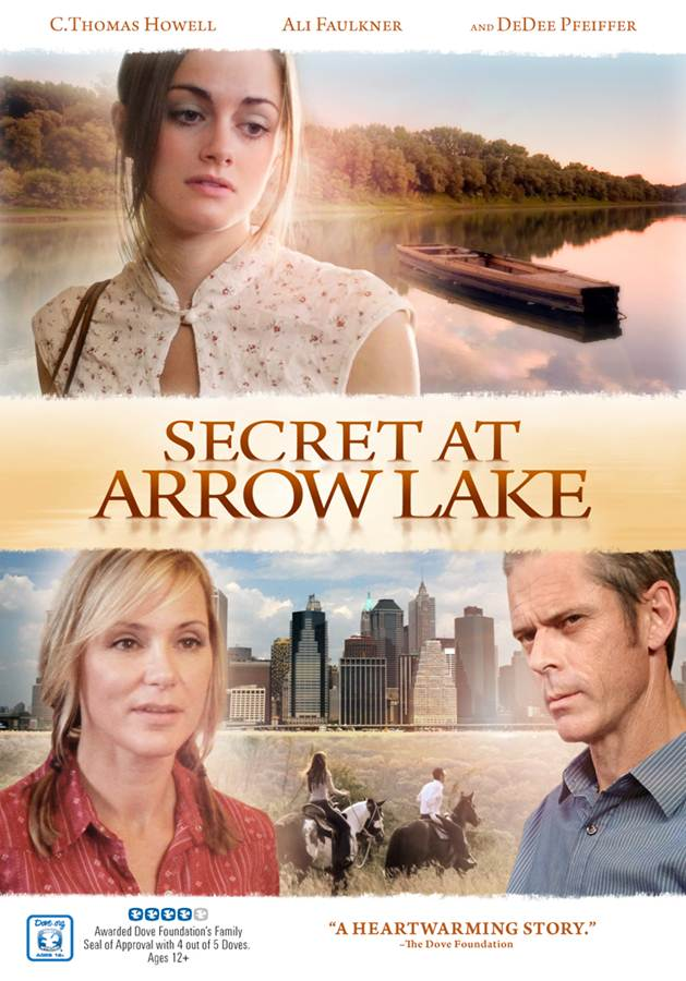 Secret at Arrow Lake 2009 NTSC DVDR-STOCK