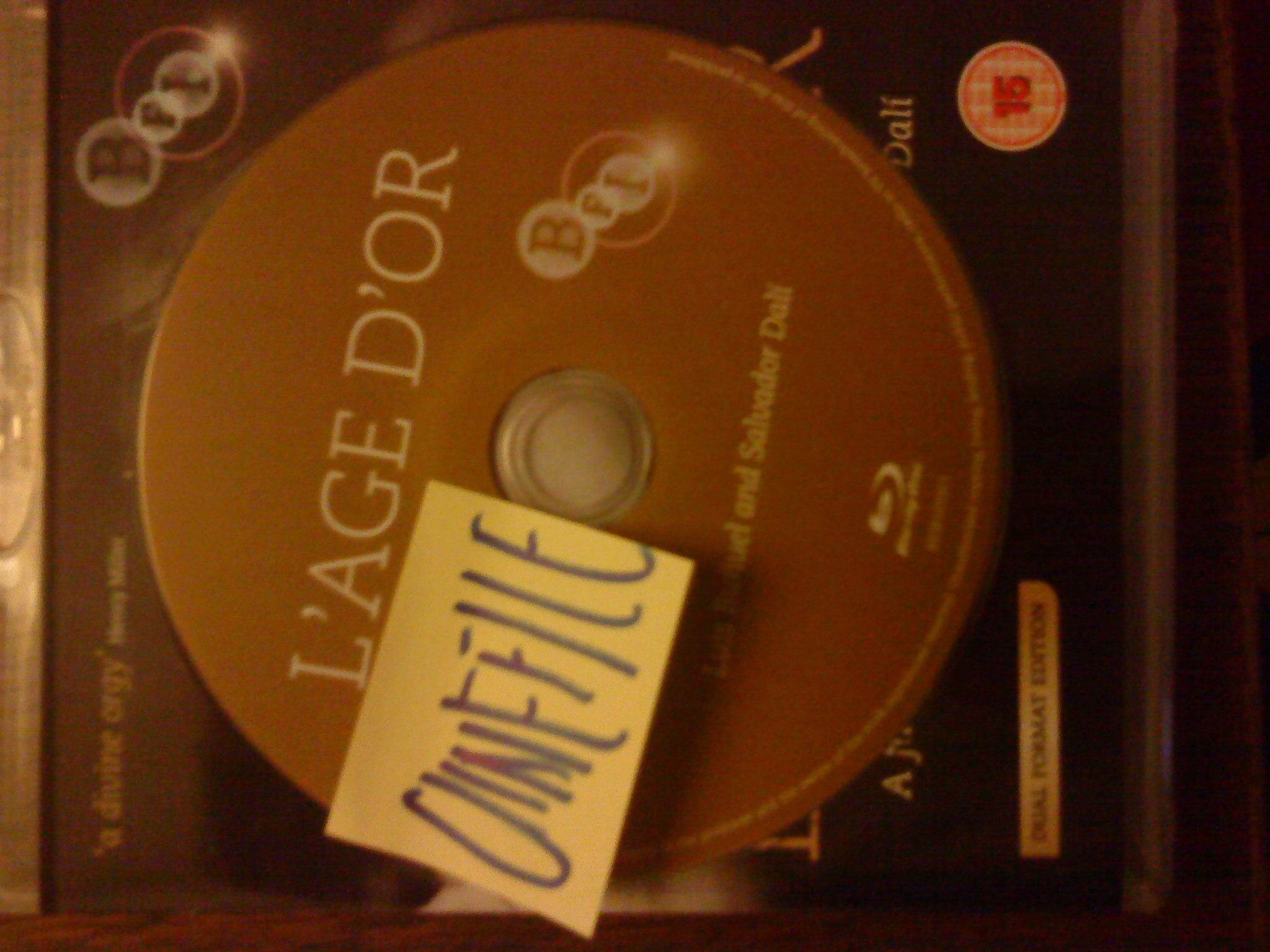 Un Chien Andalou 1929 720p BluRay x264-CiNEFiLE