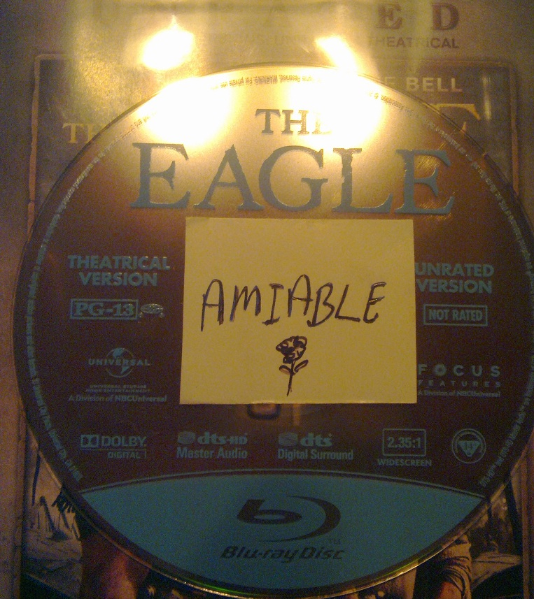 The Eagle 2011 UNRATED 720p BluRay X264-AMIABLE