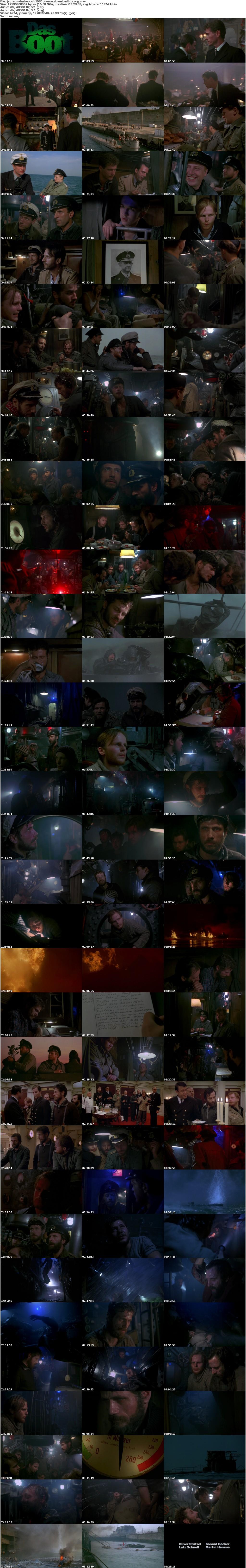 Das Boot 1981 The Directors Cut 1080p BluRay x264-Japhson