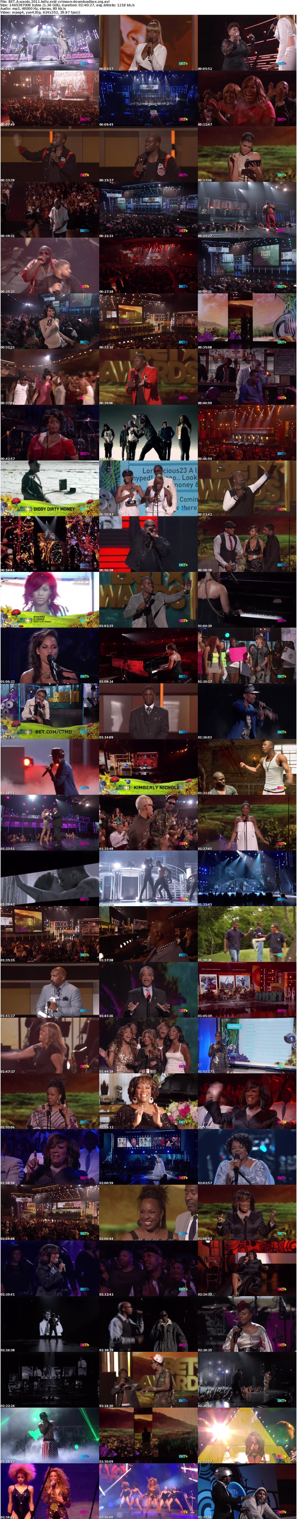 BET Awards 2011 HDTV XviD-CRiMSON