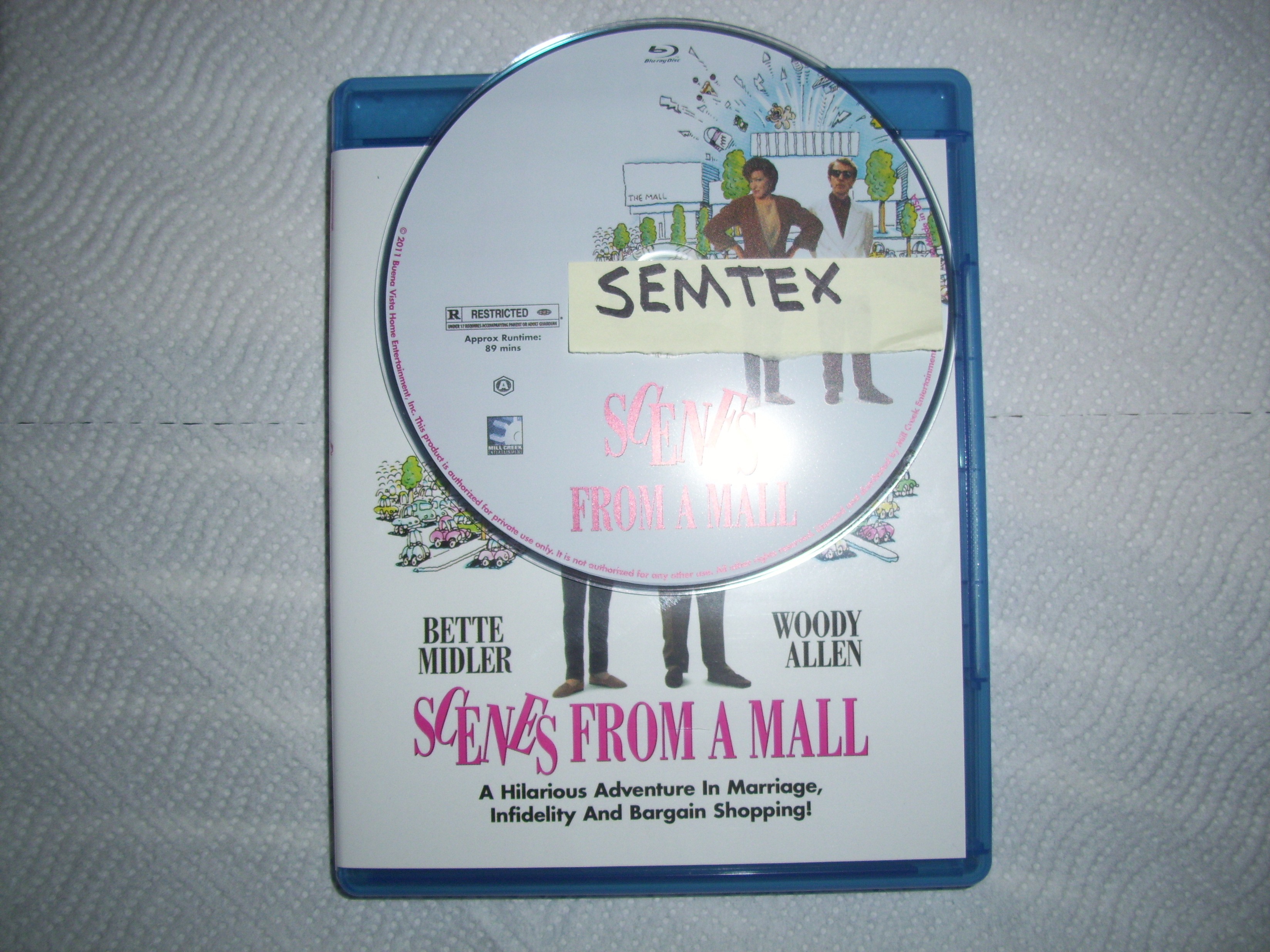 Scenes From A Mall 1991 1080p BluRay x264-SEMTEX