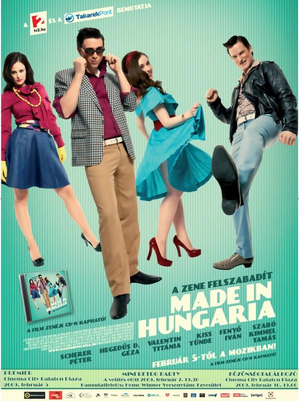 Made in Hungária