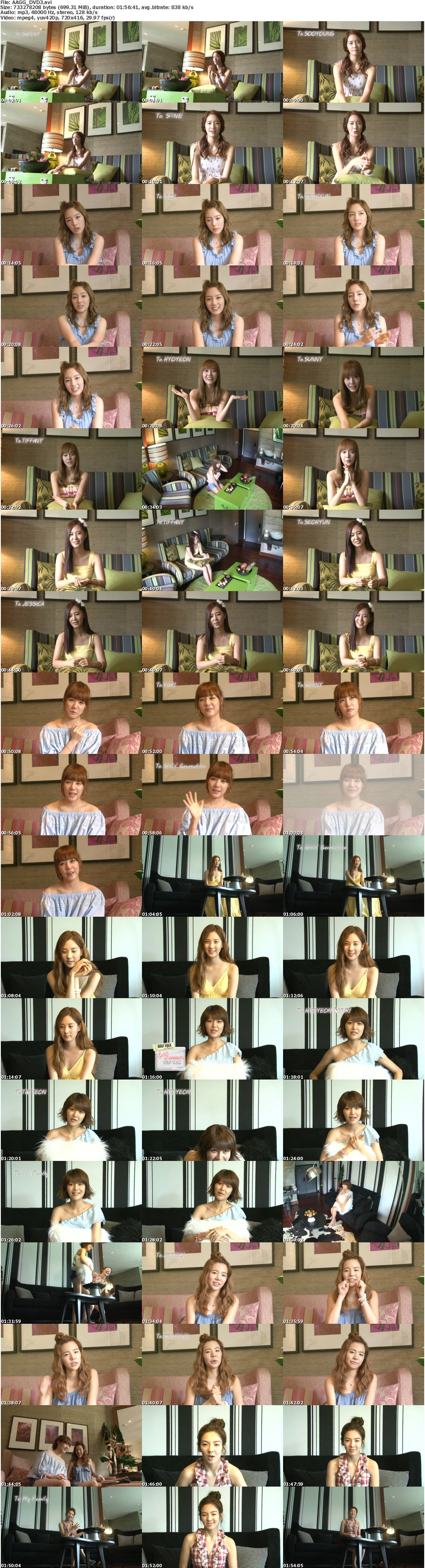 All About Girls Generation [SNSD] (DVDRip)