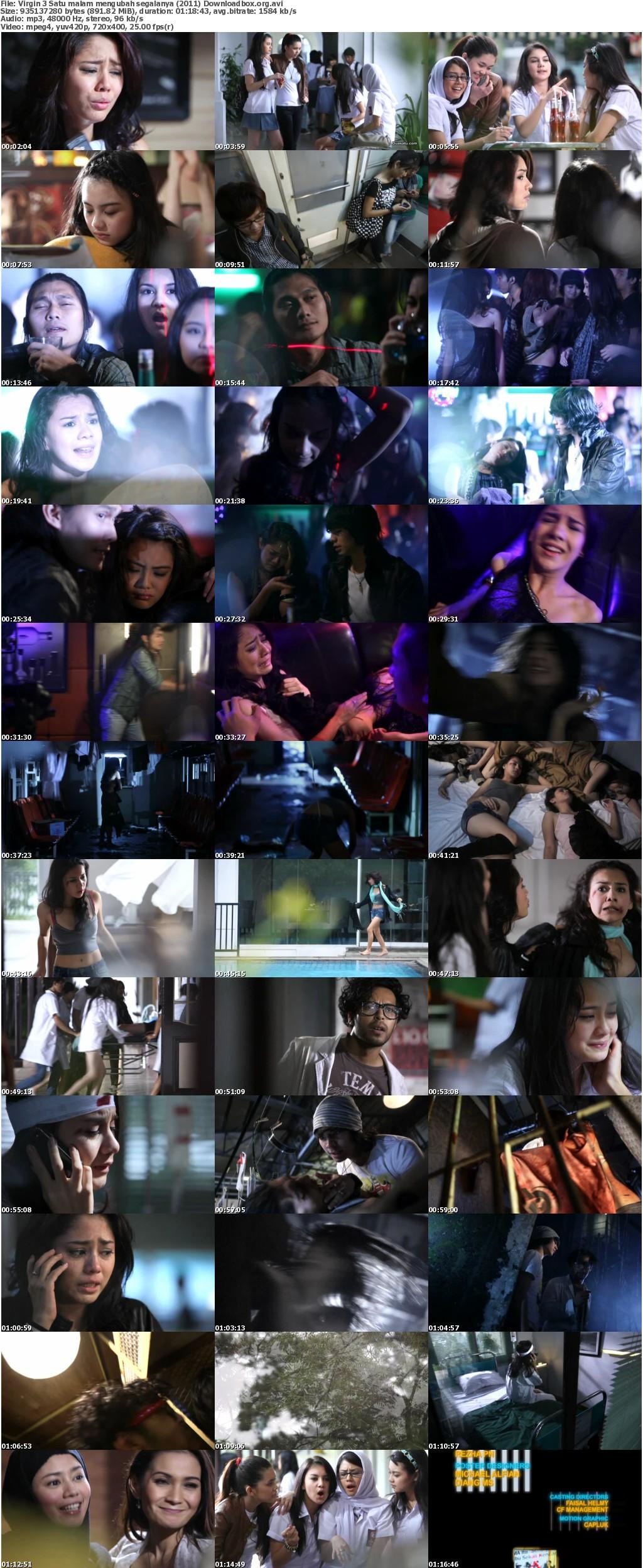 Virgin 3: Satu malam mengubah segalanya (2011) DVDRip