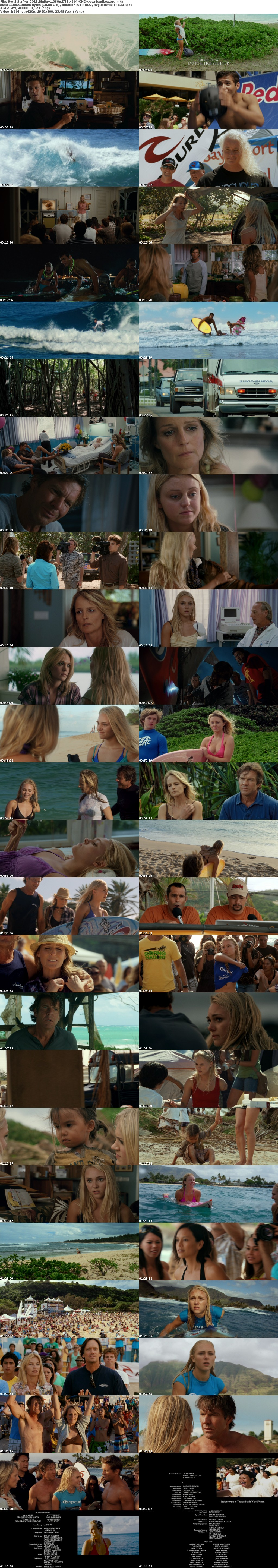 Soul Surfer 2011 BluRay 1080p DTS x264-CHD