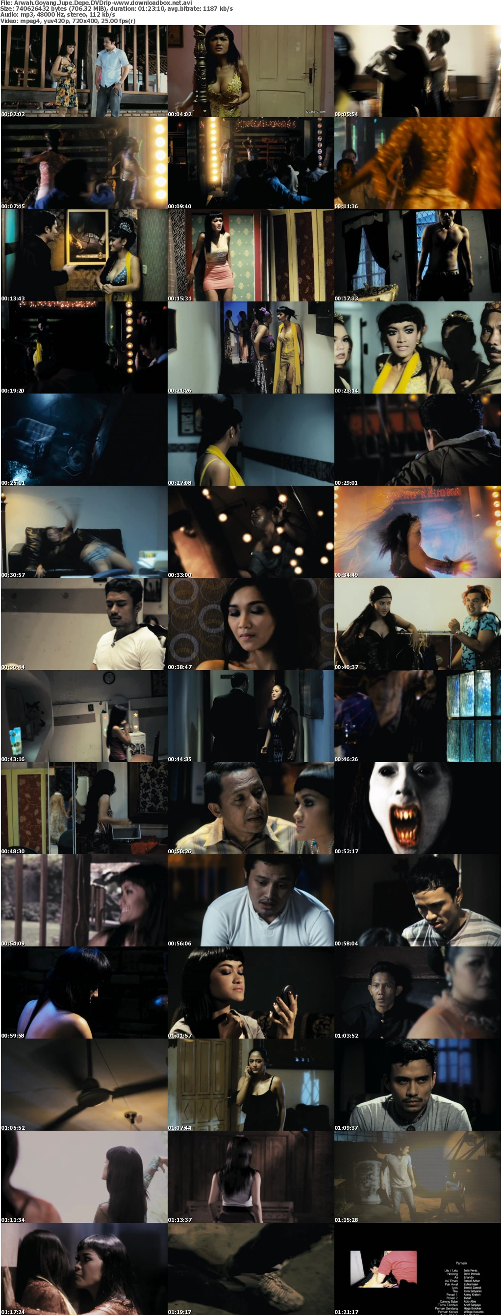Arwah goyang jupe-depe (2011) DVDrip