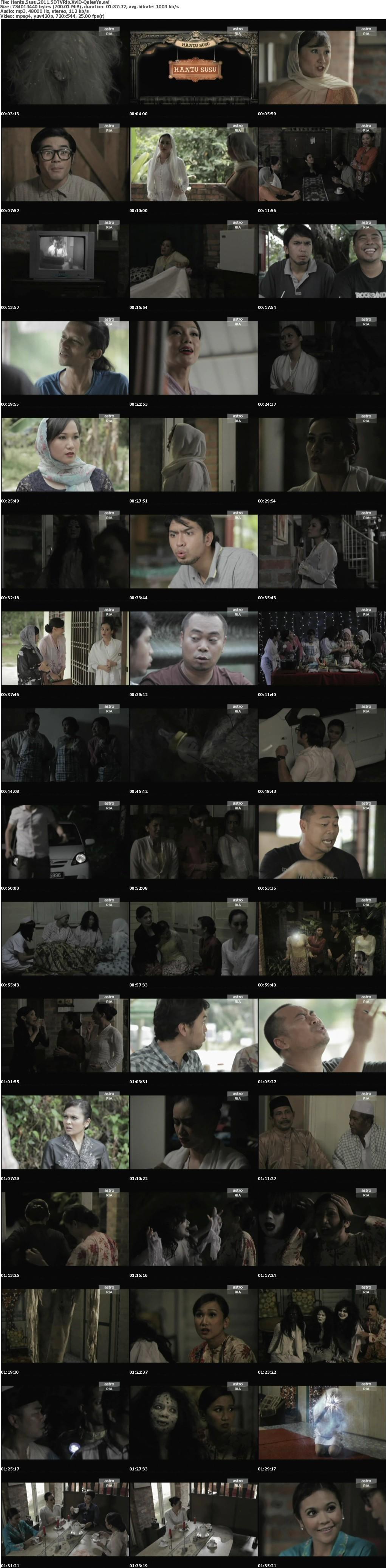 Hantu Susu (2011) SDTV Rip
