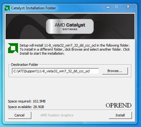 Hírek: Letölthető az AMD-ATI Catalyst 11 8 meghajtó driver