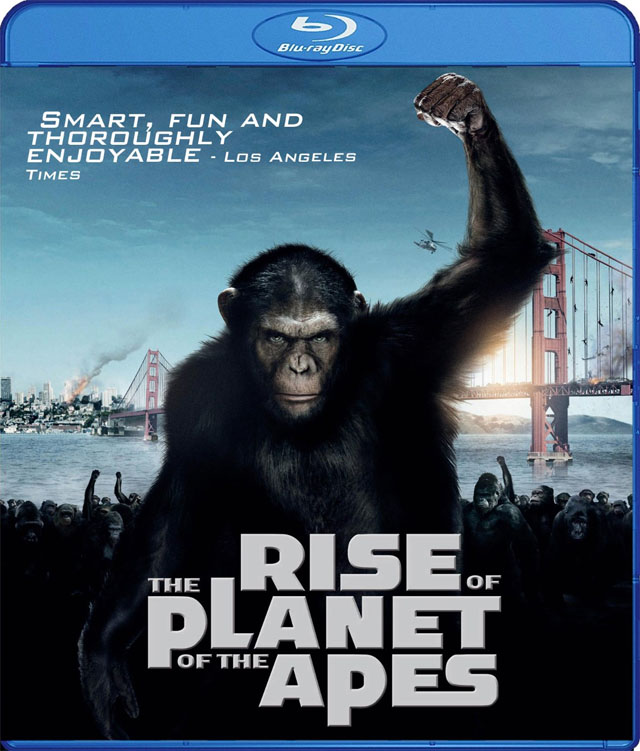 Rise Of The Planet Of The Apes 1080p Mkv - 2011 BluRay x264 DTS - WiKi