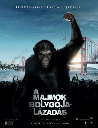 A majmok bolygója: Lázadás (2011)