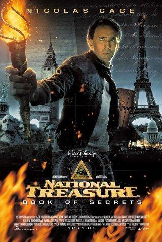 A nemzet aranya - Titkok könyve (National Treasure: The Book of Secrets) .Xvid.Hun