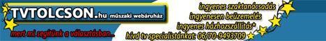 TVT OLCSON online műszaki webáruház