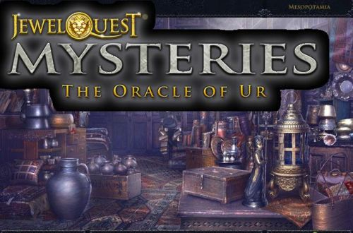 Jewel Quest Mysteries - The Oracle Of Ur ( RIP)