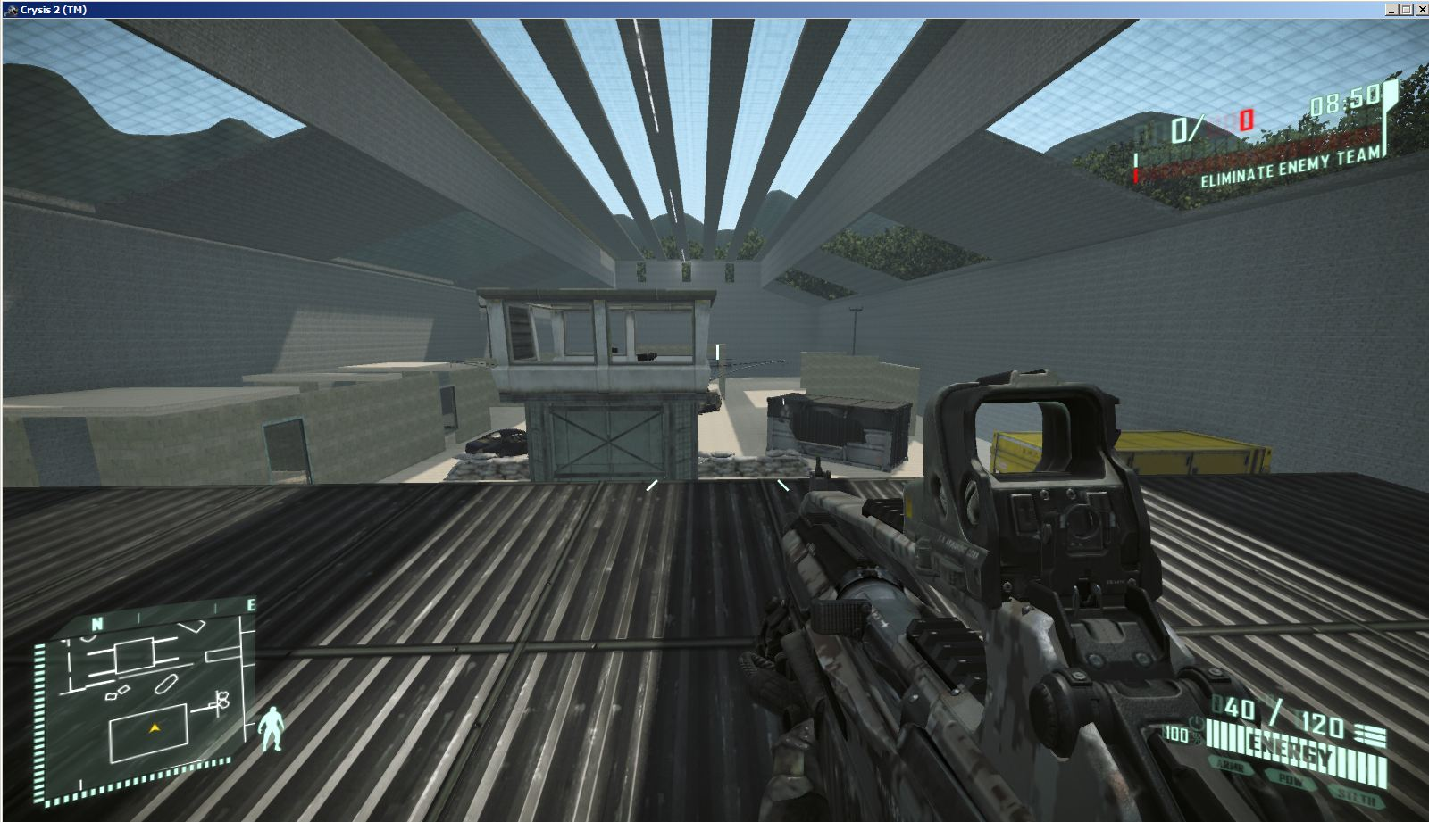 CRYENGINE | Cod 4 Map
