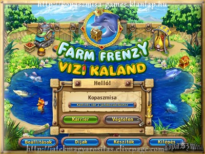 Farm Frenzy-Vizi Kaland(Gone Fishing)