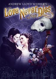 A szerelem örök (Love Never Dies) 2012